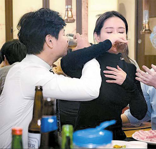 사진은 JTBC 드라마 '밥 잘 사주는 예쁜 누나'의 한 장면.