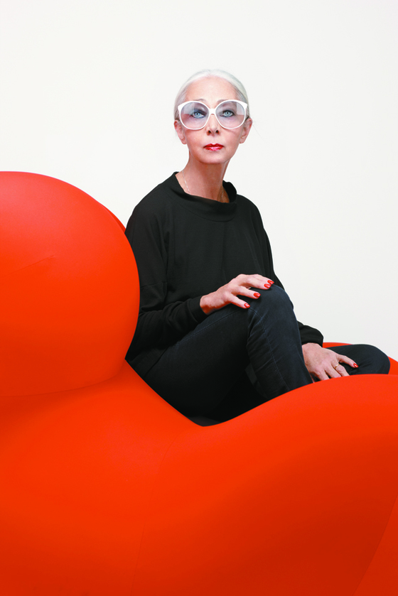 이탈리아를 비롯한 유럽 디자이너들의 기발한 작품을 집중적으로 소개하는 로싸나 오를란디