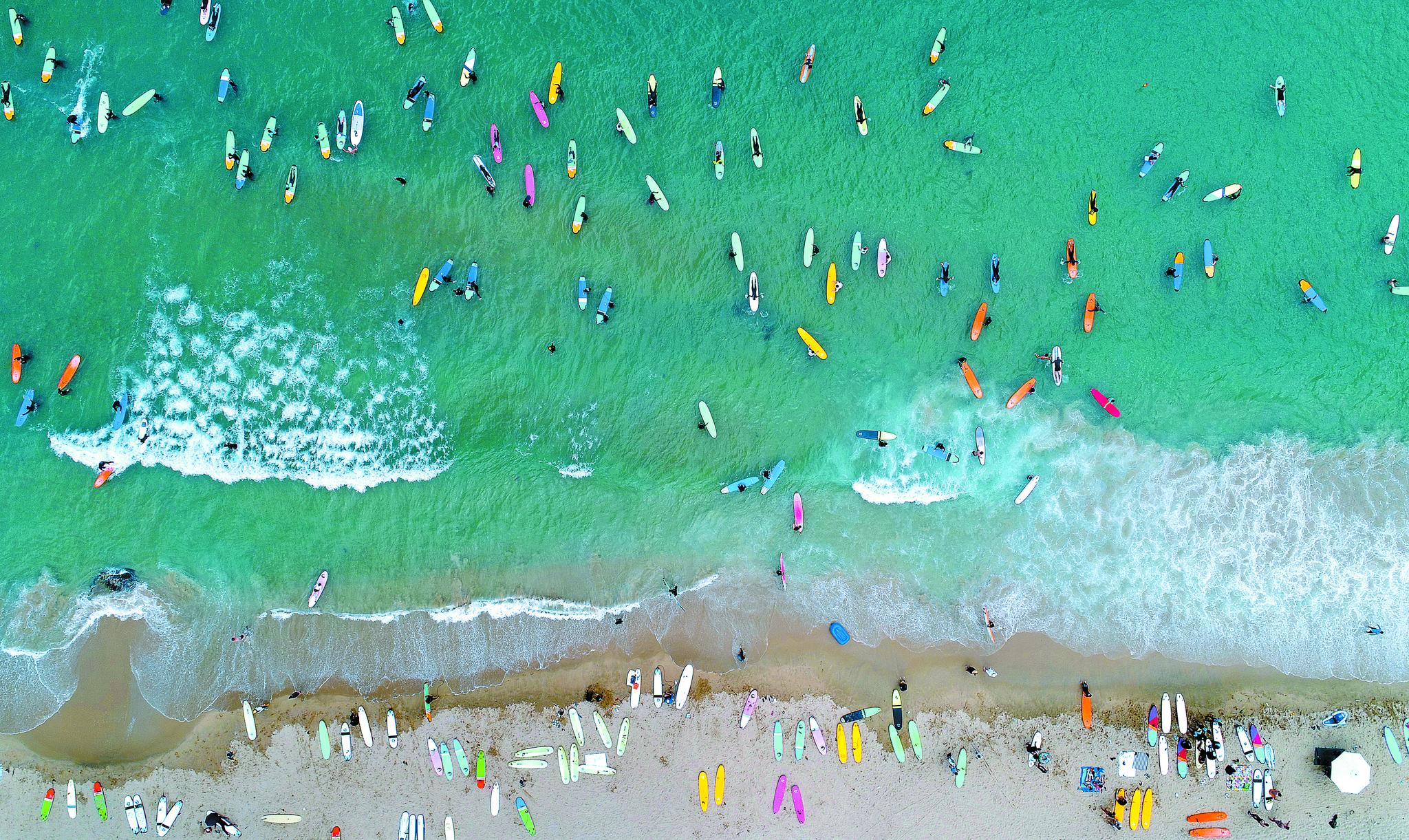 양양 죽도해변