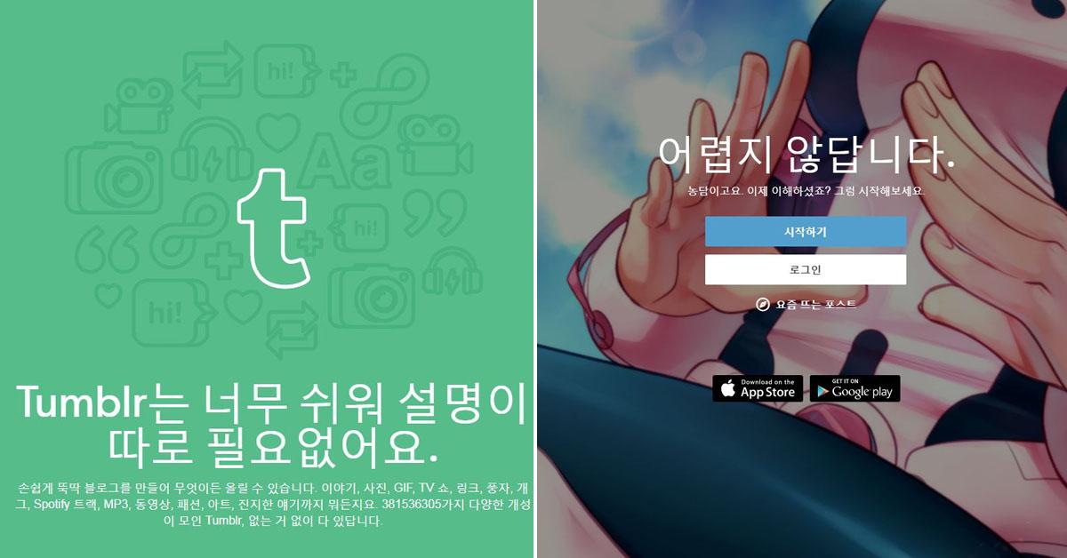 음란물 쏟아내는 미국 '텀블러'…한국선 왜 처벌 못하나