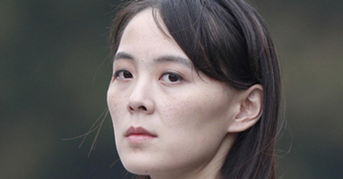 """김정은과 김여정의""""형제 통치 """"공식 선언 …"""