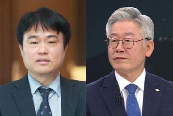 〈사진=임현택 대한소아청소년과의사회장 페이스북(좌), JTBC 방송 화면 캡처(우)〉
