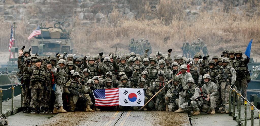 2015 한·미 연합 도하훈련 [사진=뉴시스]