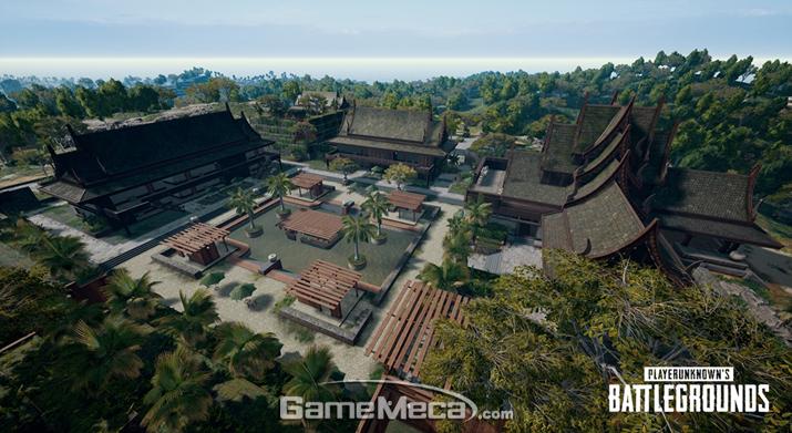 동남아의 더위가 물씬 느껴지는 '사녹' (사진출처: 게임 공식 홈페이지)