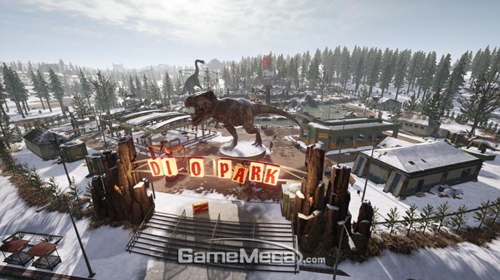 23곳의 주요 스폿을 자랑하는 '비켄디' (사진출처: 게임 공식 홈페이지)