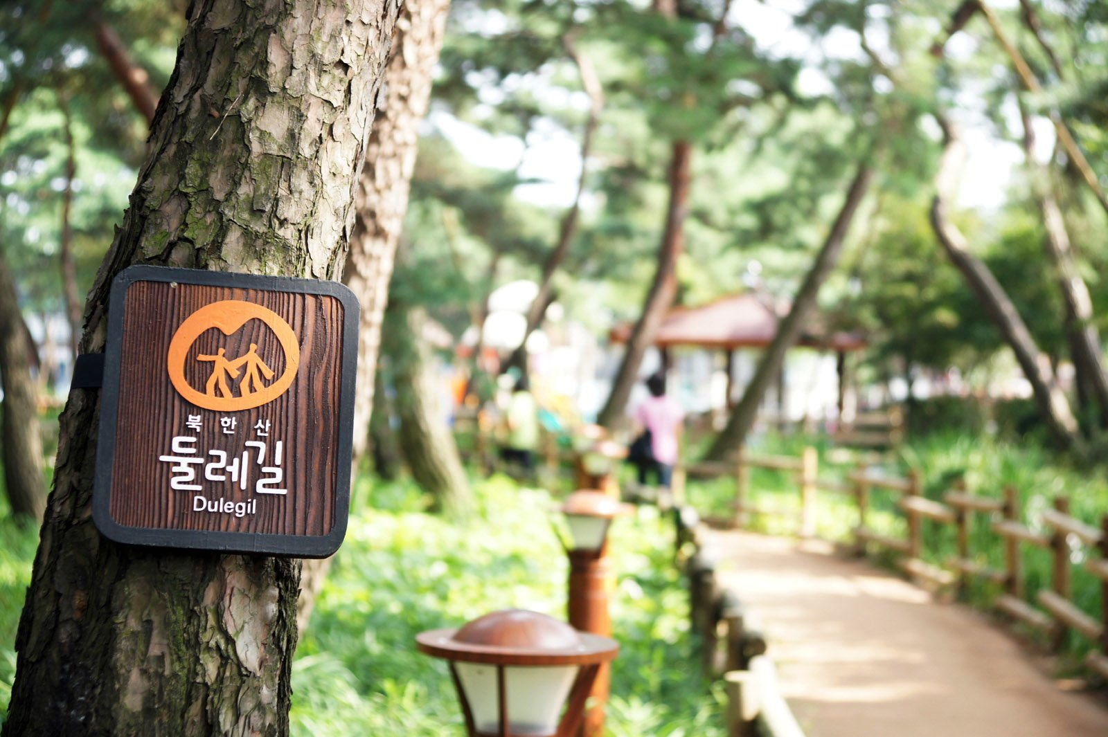 대한민국 10대 걷기여행길을 소개합니다