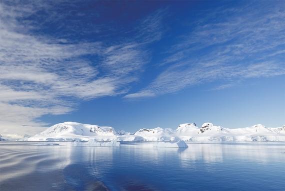 [뉴스위크]남극대륙의 눈물