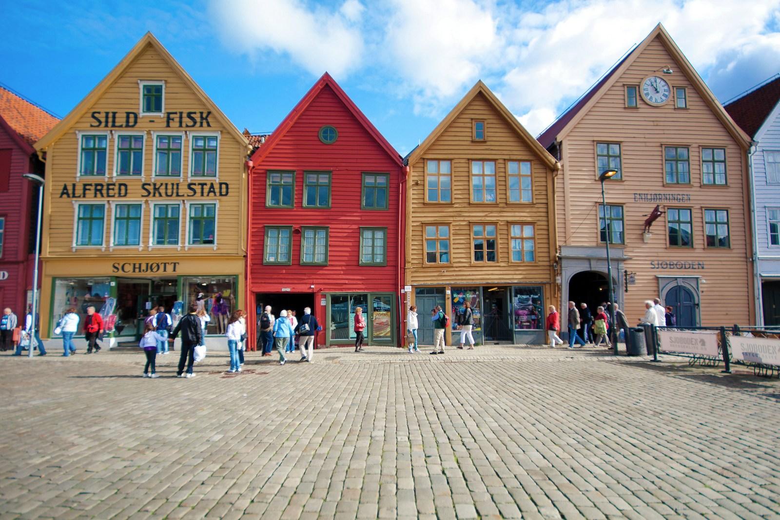 [Travel Gallery] 겨울왕국에 찾아든 여름, 노르웨이 베르겐