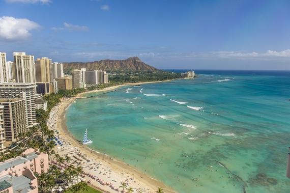 올해 상반기 인기여행지 1위는 괌…항공권 저렴해진 하와이는 성장률 1위