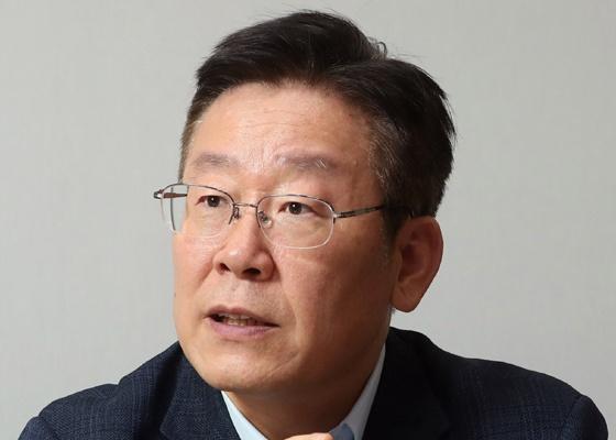 """이재명, 대선 출마 의지 밝혀 """"혁명적 변화 위해 역할하겠다"""""""