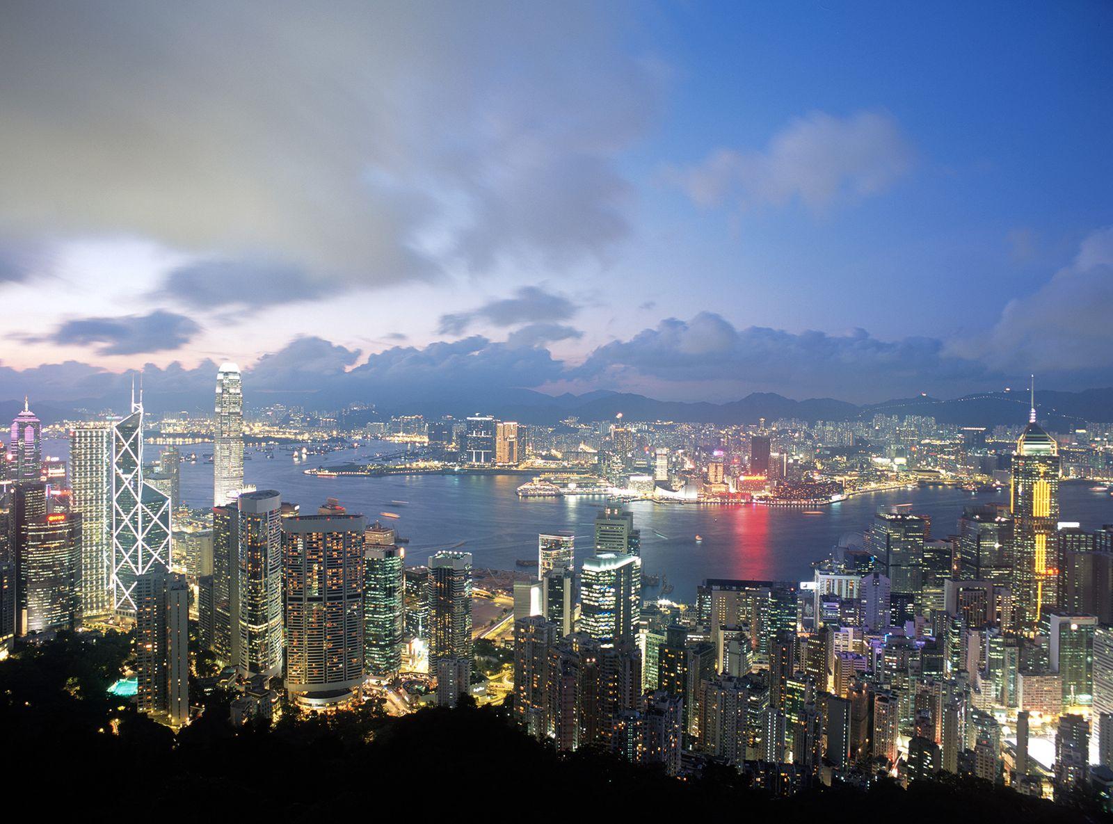 [Travel Gallery] 용의 등허리를 따라 걷다, 홍콩 트레킹