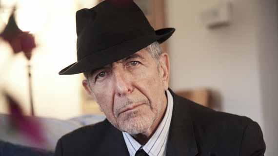 2012년 77세의 나이로 앨범 `올드 아이디어스`를 8년 만에 발매할 당시의 코헨.[중앙포토]