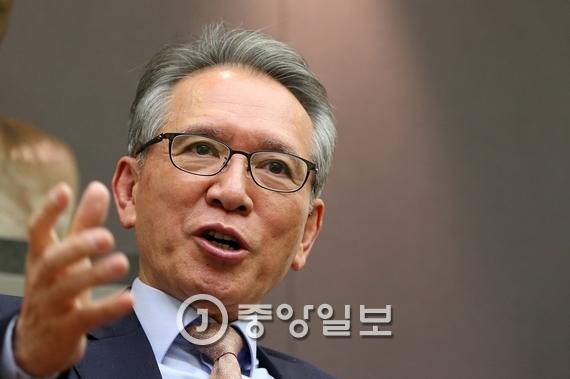 김형오 전 국회의장. [중앙포토]
