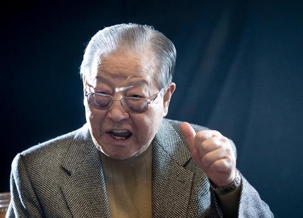 김종필 전 총리. [중앙포토]