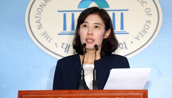 박경미 더불어민주당 대변인. [중앙포토]