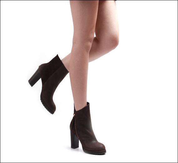 레이첼콕스 Ankle boots Thewen