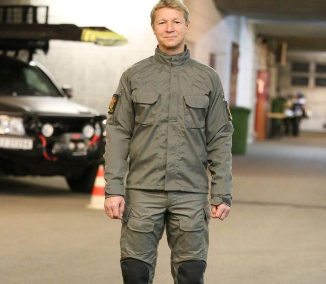 노르웨이 경찰의 새 근무복.  [사진 노르웨이 경찰]