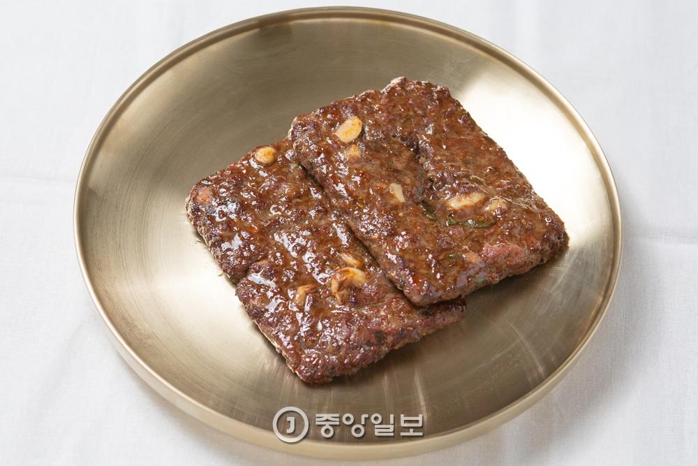 돼지떡갈비(250g 1만원)