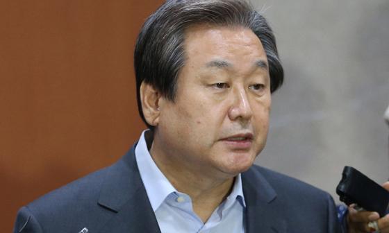 김무성 전 새누리당 대표. [중앙포토]