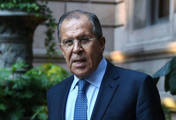 세르게이 라브로프 러시아 외교부 장관