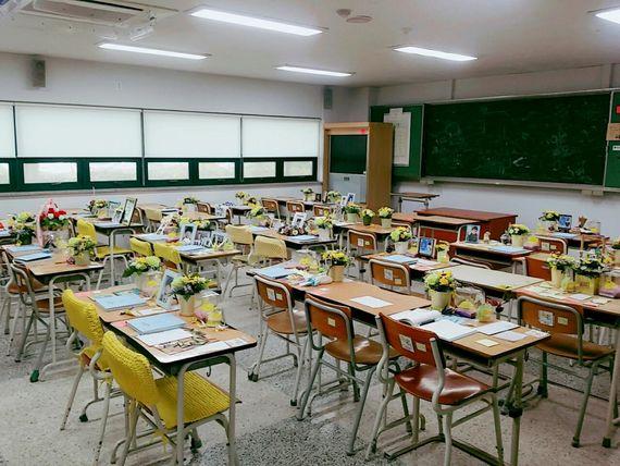 21일부터 일반에 개방하는 4·16기억교실 [사진 경기도교육청]