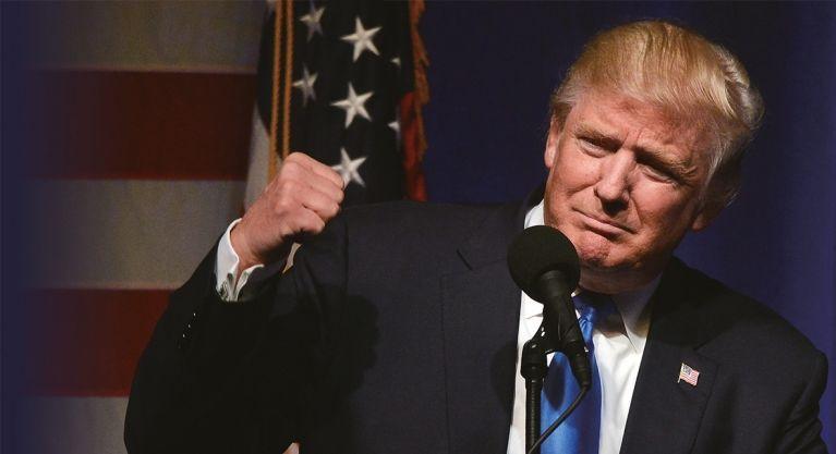 인수위원회가 꾸려지고 주요 공직을 맡을 인물이 하나 둘 지명되거나 거론되면서 트럼프가 벌일 정책이 서서히 가시화하고 있다. [중앙포토]