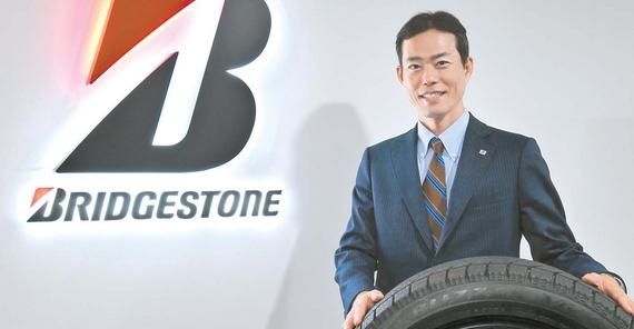 브리지스톤 타이어 한국법인을 이끌고 있는 신구 진 사장은 겨울용 타이어의 중요성을 누구보다 강조한다. 자동차의 성능과 안전은 타이어가 책임지기 때문이다. [사진 오토뷰]
