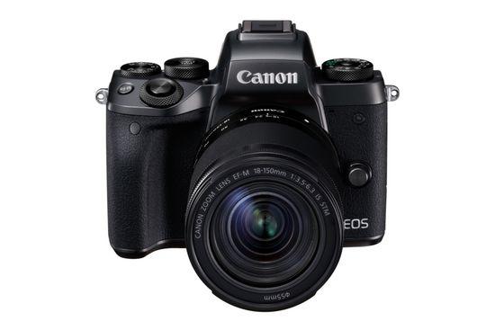 캐논의 하이엔드 미러리스 EOS M5와 신형렌즈 EF-M 18-150mm F3.5-6.3 IS STM