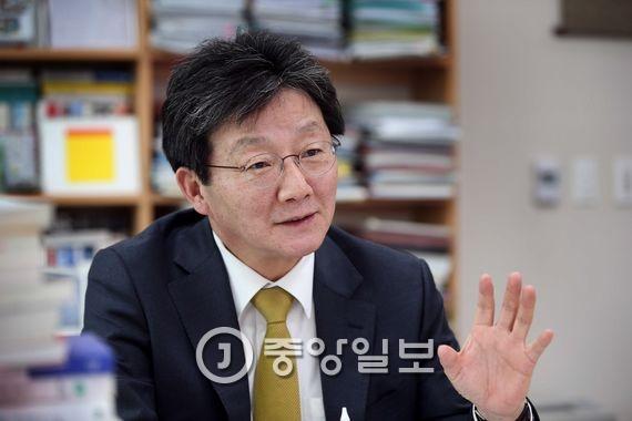 유승민 새누리당 의원. 오종택 기자