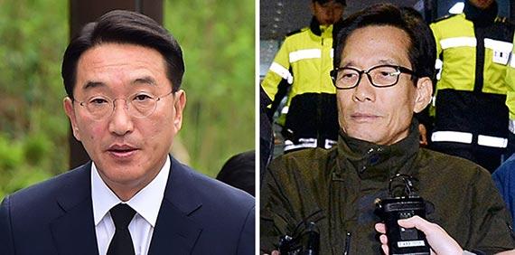 현기환(左), 이영복(右)