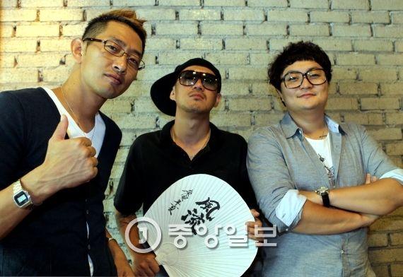 힙합 그룹 DJ DOC. [중앙포토]