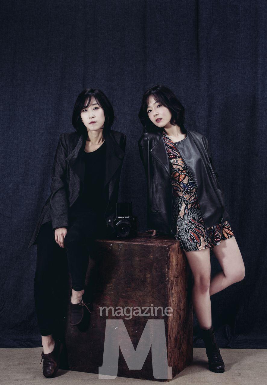 (왼쪽부터) 이현주 감독, 이상희 배우, 사진=라희찬(STUDIO 706)