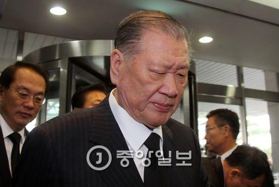 정몽구 현대자동차그룹 회장. [사진공동취재단]