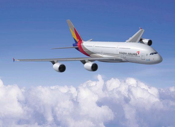 아시아나항공 '선호좌석 사전예매 서비스'