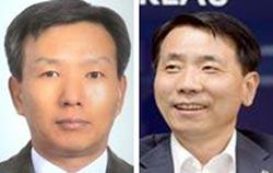 이기창 광주청장(左), 강성복 전남청장(右)