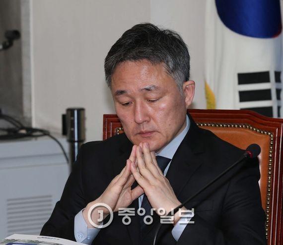 표창원 의원. 김상선 기자
