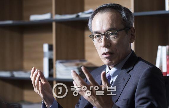 주진형 전 한화증권 대표. 박종근 기자
