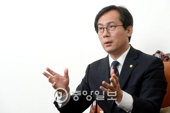 김영우 의원. 오상민 기자