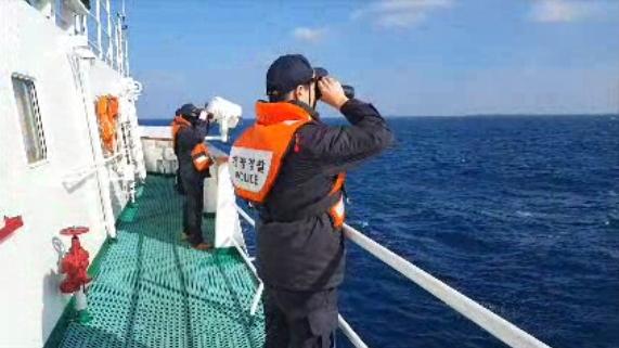 제주 어선사고 선장 시신 발견 [사진 제주해양경비 안전서 제공]