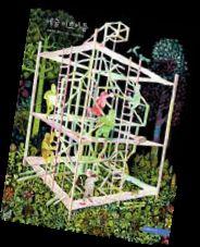『예술 애호가들』 만화 강국 벨기에의 떠오르는 신예 브레흐트 에번스의 작품. 선이 없는 수채화, 과감한 색감, 제약을 두지 않는 자유로운 칸 나누기 등 전형적인 만화 문법을 파괴해온 젊은 작가는 이 작품을 통해 예술계와 인간의 오만에 대해 풍자한다. 옆의 삽화는 이 책의 한 장면이다.