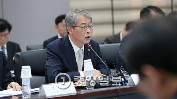 임종룡 금융위원장. 우상조 기자