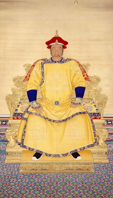 청의 태조인 아이신지로오 누르하치.  [사진 위키피디어]