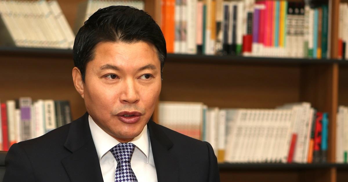 신동욱 공화당 총재 [중앙포토]