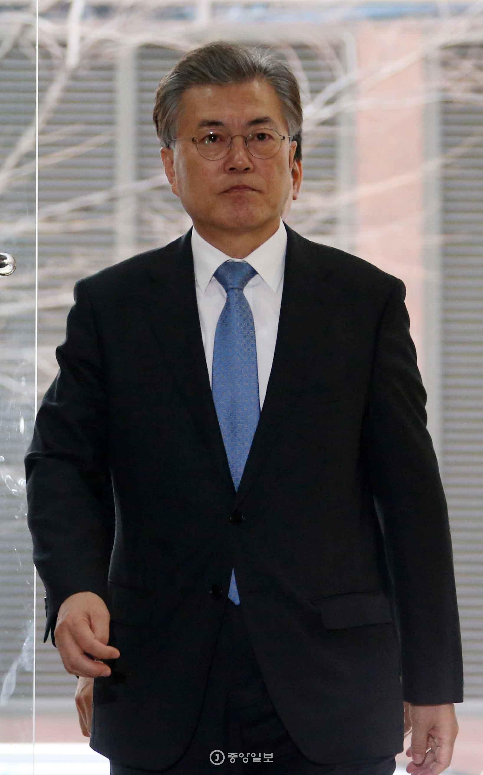 더불어민주당 문재인 전 대표
