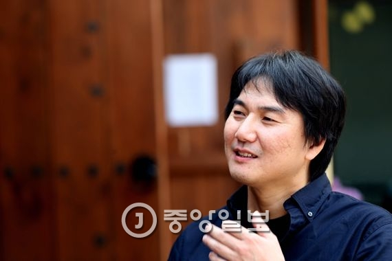 영화 `광해` 감독 추창민. 오종택 기자