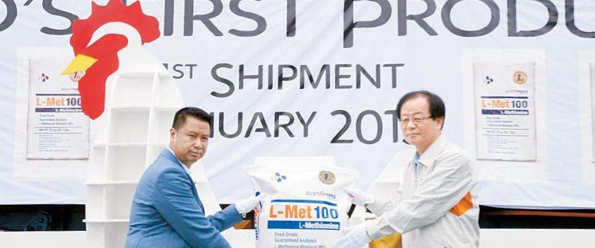 CJ그룹은 신산업화 전략을 통해 글로벌 도약을 꿈꾸고 있다. CJ제일제당은 말레이시아 바이오 공장을 앞세워 새로운 수익모델로 주목받고 있는 메치오닌 시장을 본격 공략할 계획이다. 말레이시아 메치오닌 공장은 연간 8만t의 생산능력을 갖추고 있다. [사진 CJ]