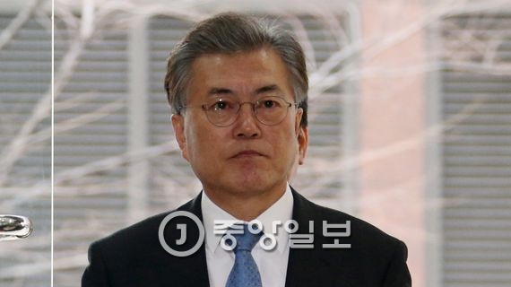 더불어민주당 문재인 전 대표.