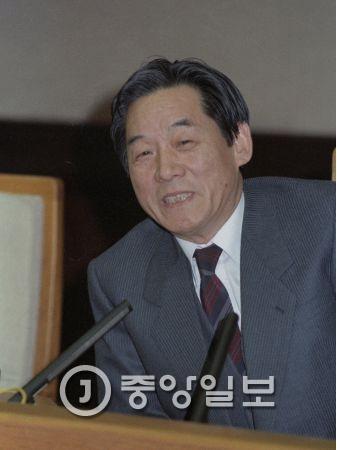 최창봉 전 MBC 사장.