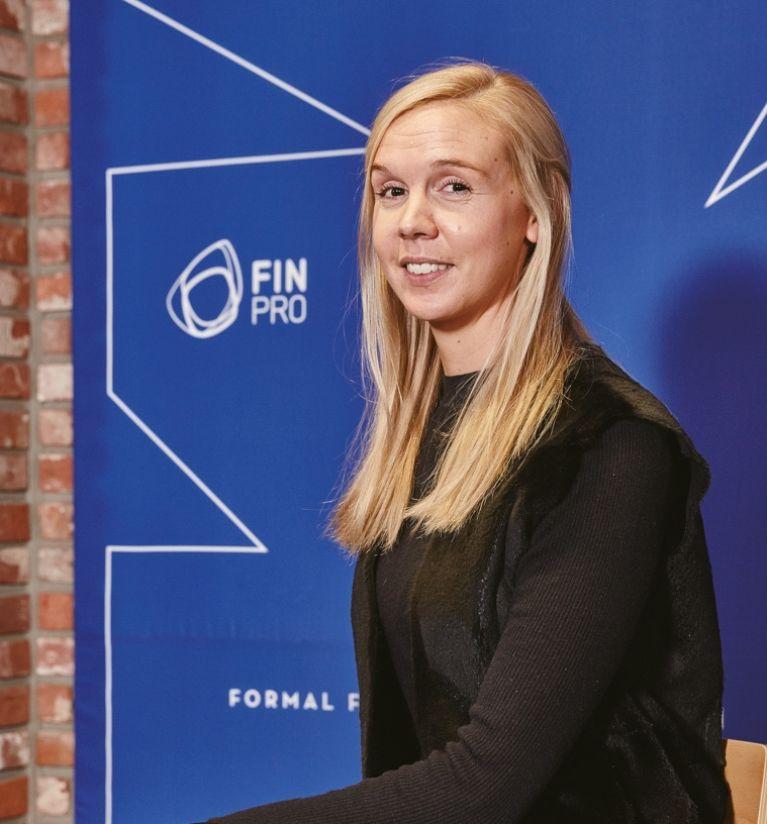 욘나 비벨리우스 핀란드 무역대표부 디렉터.