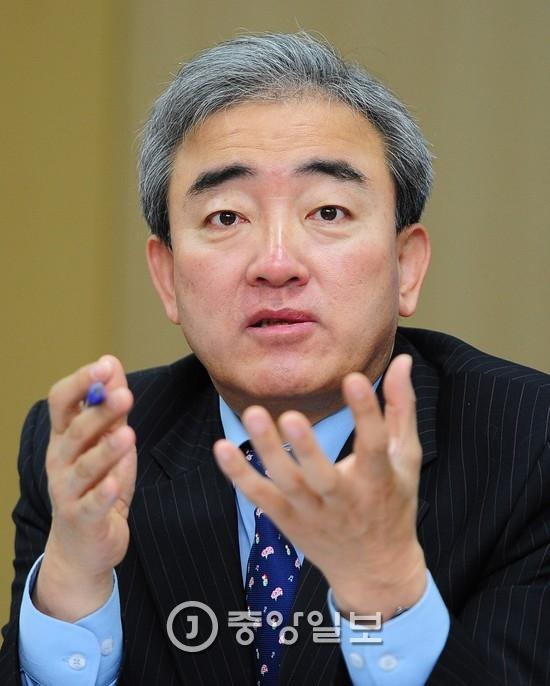 유진룡 전 문화체육관광부 장관